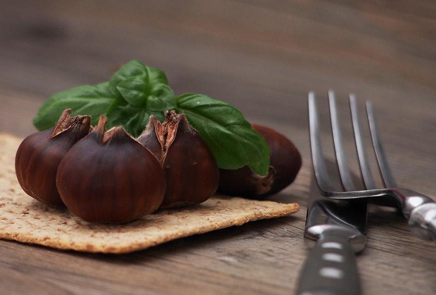 Полезно ли е да ядем печени кестени?